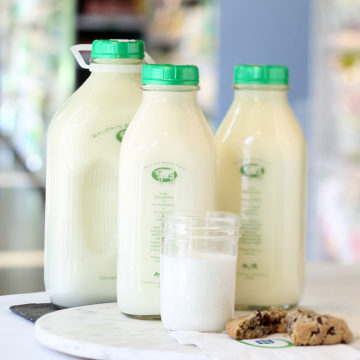 Baldwin Brook Farms Raw Milk