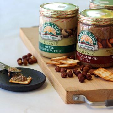 Tierra Farms Peanut-Free Nut Butters