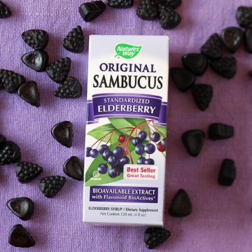 Nature's Way Sambucus Immune Gummies