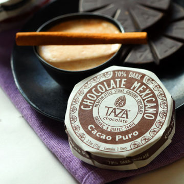 Taza Chocolate Mexicano