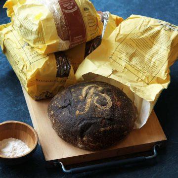 Balthazar Bakery Pain au Levain
