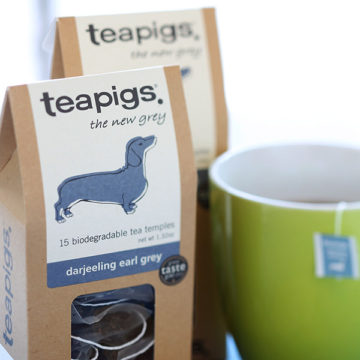 Teapigs Darjeeling <br> Earl Grey Tea