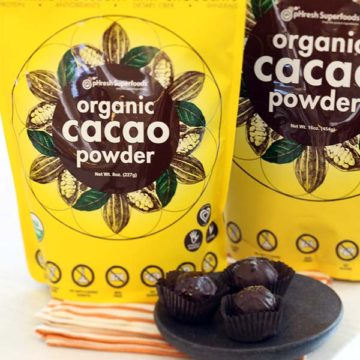Phresh Superfoods Organic Cacao Powder