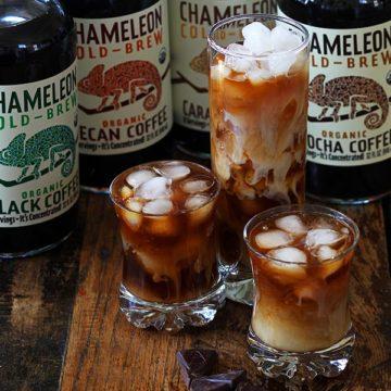Chameleon Cold Brew Bottled Coffee