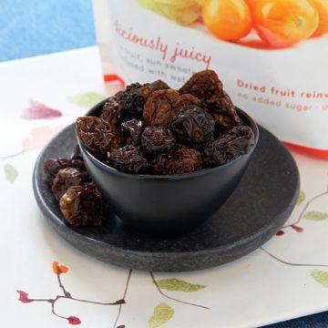Fruit Bliss Organic Peruvian Dried Golden Berries