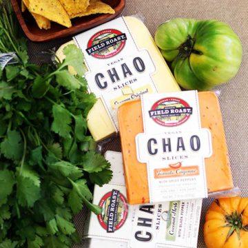 Field Roast Chao Slices Creamy Original, Tomato Cayenne, Coconut Herb