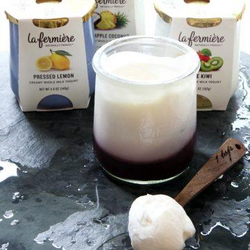 La Fermiere yogurt