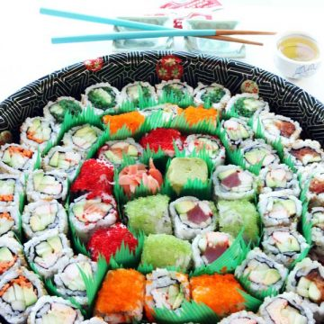 Sushi Roll Assortment