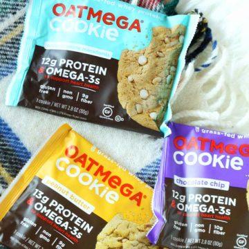 Oatmega Cookies