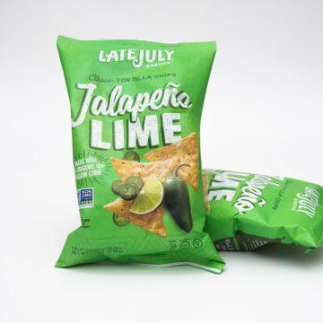 Late July Jalapeño Lime Chips