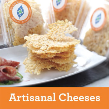 Our Artisinal Cheese Collection